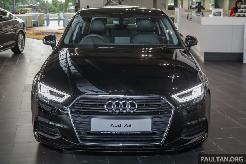 Audi A3 Sedan facelift in M'sia – 1.4 TFSI from RM240k Image #938298