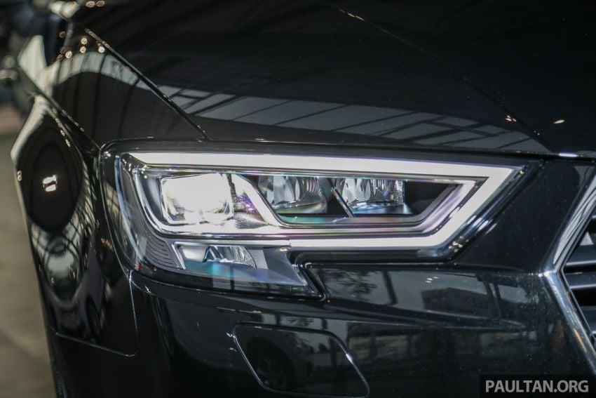 Audi A3 Sedan facelift in M'sia – 1.4 TFSI from RM240k Image #938301