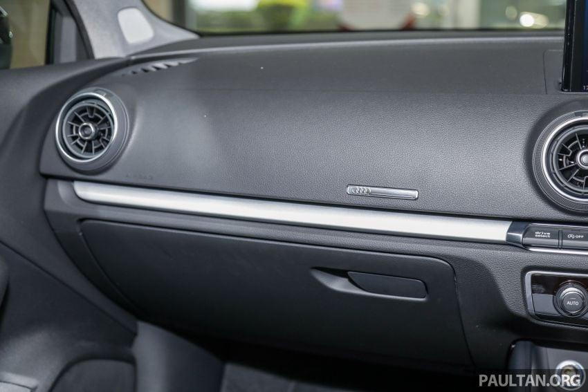 Audi A3 Sedan facelift in M'sia – 1.4 TFSI from RM240k Image #938330