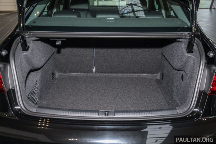 Audi A3 Sedan facelift in M'sia – 1.4 TFSI from RM240k Image #938346