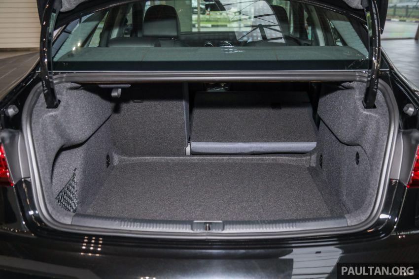 Audi A3 Sedan facelift in M'sia – 1.4 TFSI from RM240k Image #938347