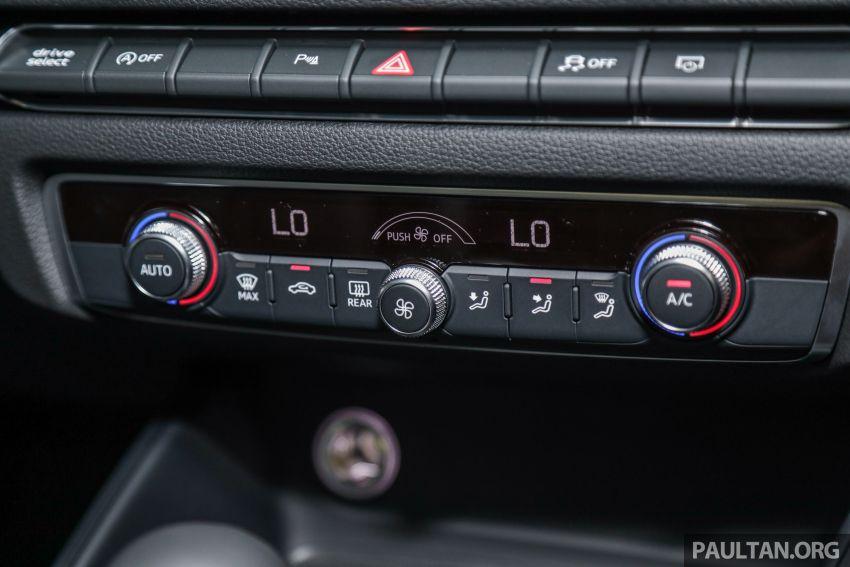 Audi A3 Sedan facelift in M'sia – 1.4 TFSI from RM240k Image #938327
