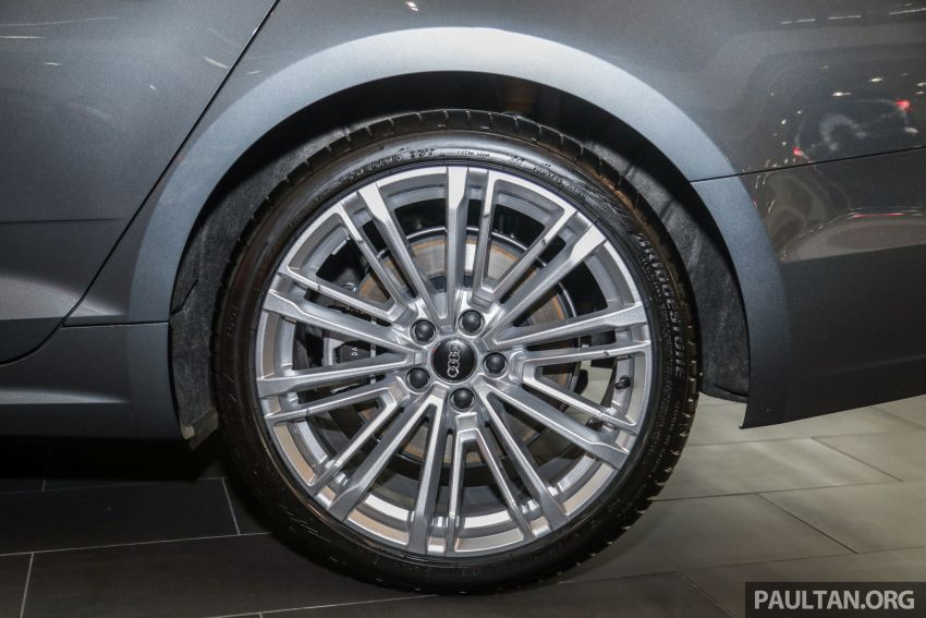 F5 Audi A5 Sportback sport 2.0 TFSI quattro previewed in Malaysia – 252 hp, 370 Nm, priced at RM339,900 Image #938390