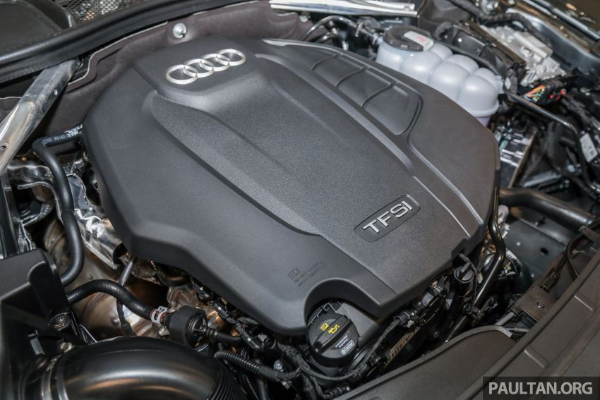 F5 Audi A5 Sportback sport 2.0 TFSI quattro previewed in Malaysia – 252 hp, 370 Nm, priced at RM339,900 Image #938404