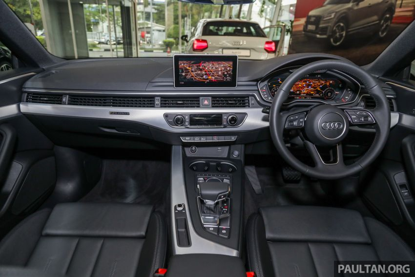 F5 Audi A5 Sportback sport 2.0 TFSI quattro previewed in Malaysia – 252 hp, 370 Nm, priced at RM339,900 Image #938405