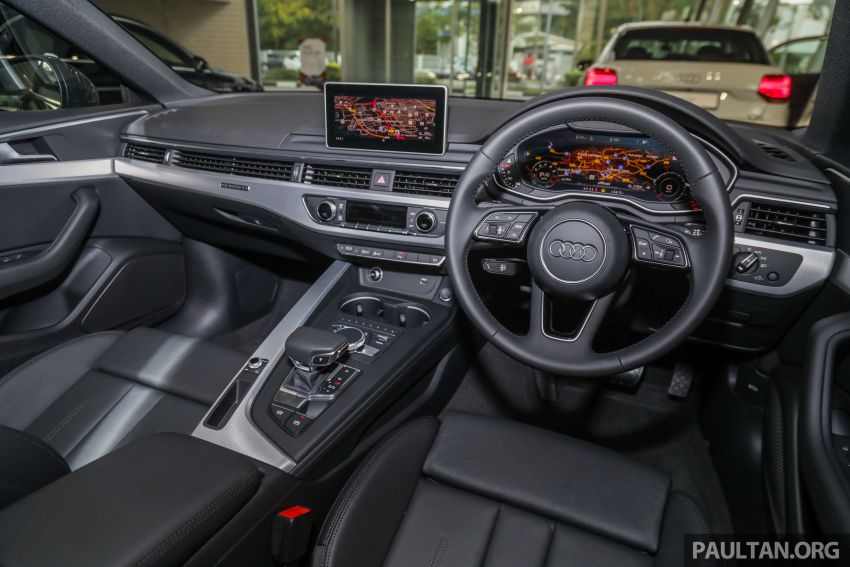 F5 Audi A5 Sportback sport 2.0 TFSI quattro previewed in Malaysia – 252 hp, 370 Nm, priced at RM339,900 Image #938426