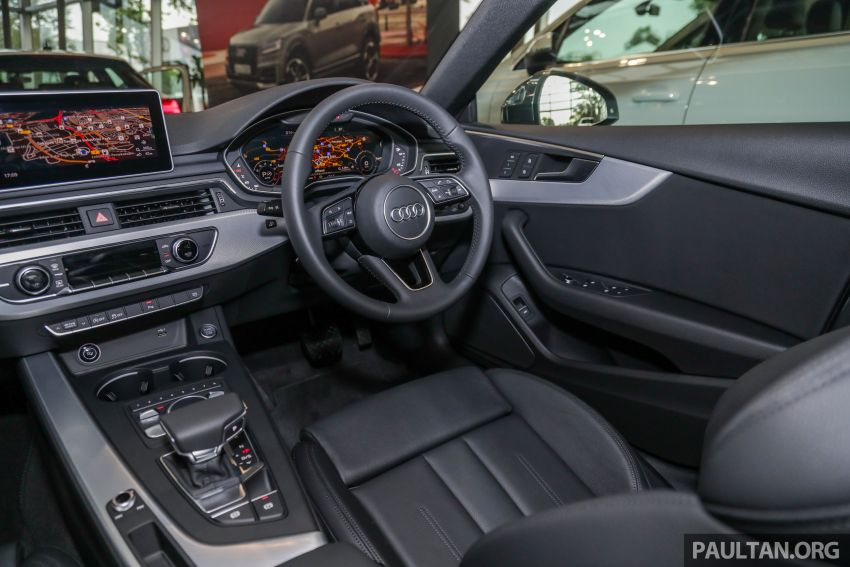F5 Audi A5 Sportback sport 2.0 TFSI quattro previewed in Malaysia – 252 hp, 370 Nm, priced at RM339,900 Image #938427