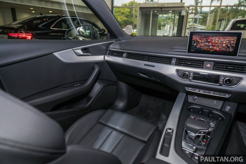 F5 Audi A5 Sportback sport 2.0 TFSI quattro previewed in Malaysia – 252 hp, 370 Nm, priced at RM339,900 Image #938428
