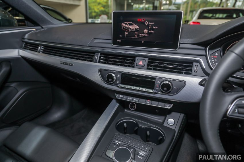 F5 Audi A5 Sportback sport 2.0 TFSI quattro previewed in Malaysia – 252 hp, 370 Nm, priced at RM339,900 Image #938411