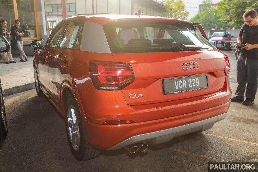 Audi Q2 1.4 TFSI arrives in Malaysia – RM219,900 OTR Image #929053