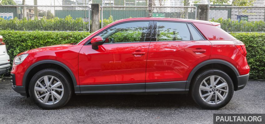 Audi Q2 1.4 TFSI arrives in Malaysia – RM219,900 OTR Image #929080