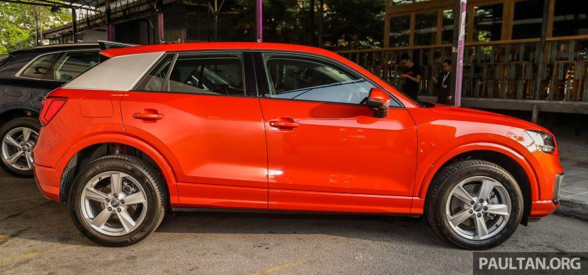 Audi Q2 1.4 TFSI arrives in Malaysia – RM219,900 OTR Image #929054