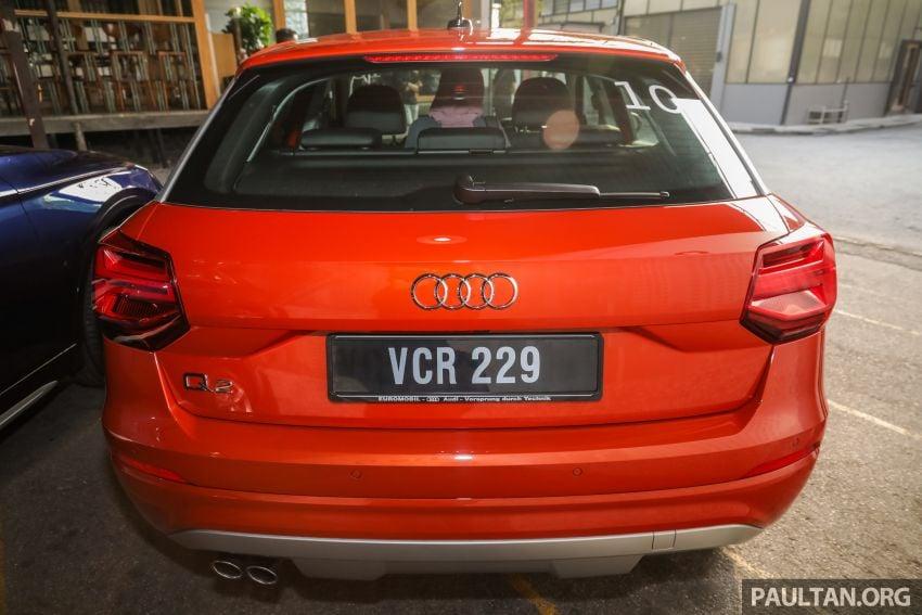 Audi Q2 1.4 TFSI arrives in Malaysia – RM219,900 OTR Image #929056