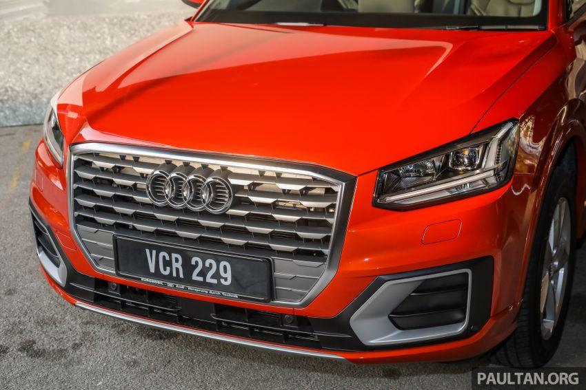 Audi Q2 1.4 TFSI arrives in Malaysia – RM219,900 OTR Image #929057