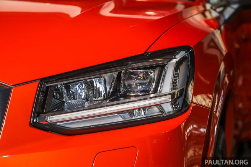 Audi Q2 1.4 TFSI arrives in Malaysia – RM219,900 OTR Image #929058