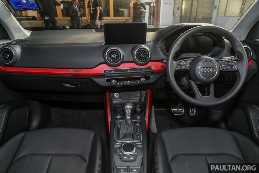 Audi Q2 1.4 TFSI arrives in Malaysia – RM219,900 OTR Image #929084