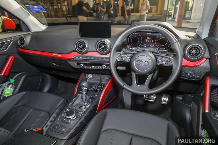 Audi Q2 1.4 TFSI arrives in Malaysia – RM219,900 OTR Image #929103