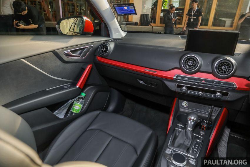 Audi Q2 1.4 TFSI arrives in Malaysia – RM219,900 OTR Image #929105