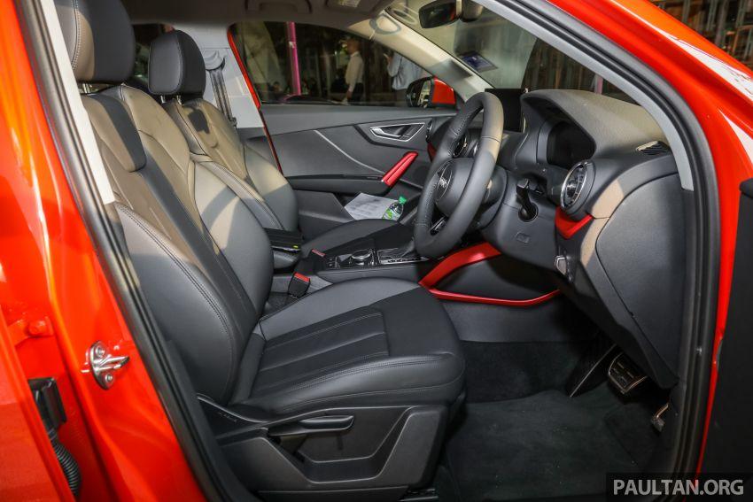 Audi Q2 1.4 TFSI arrives in Malaysia – RM219,900 OTR Image #929106