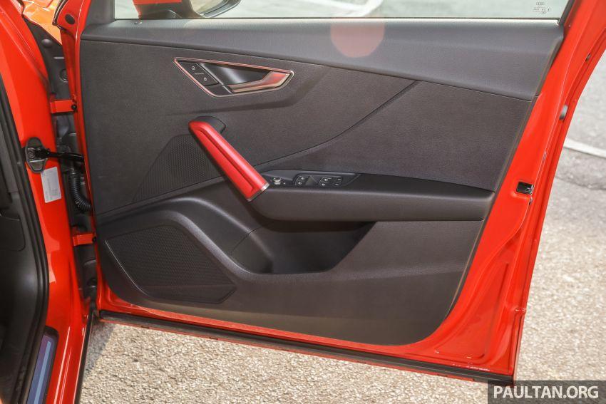 Audi Q2 1.4 TFSI arrives in Malaysia – RM219,900 OTR Image #929108