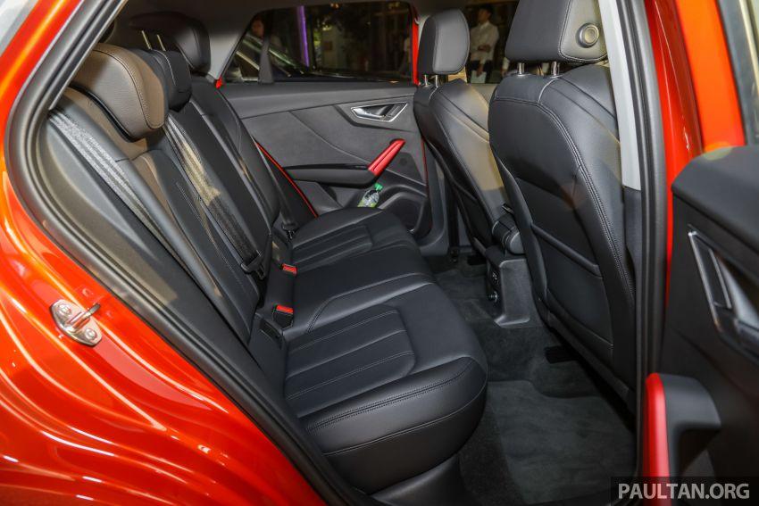 Audi Q2 1.4 TFSI arrives in Malaysia – RM219,900 OTR Image #929111
