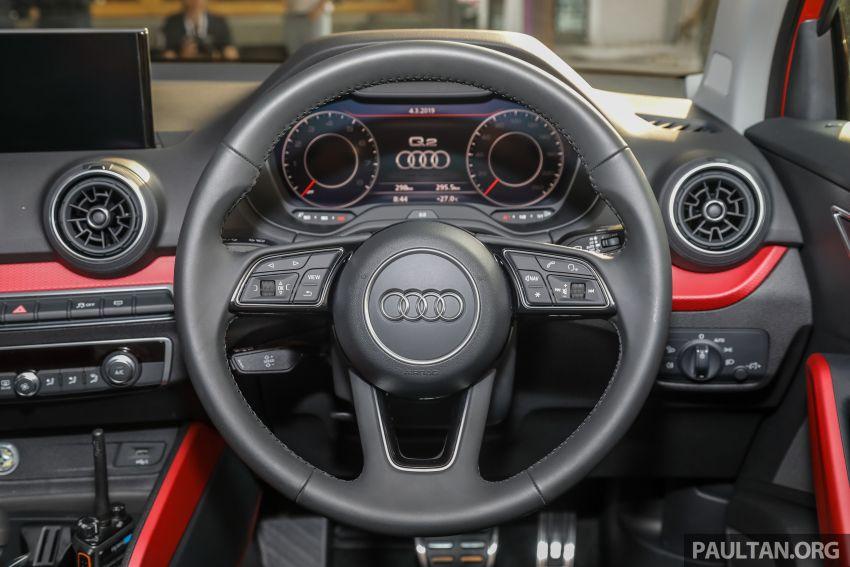 Audi Q2 1.4 TFSI arrives in Malaysia – RM219,900 OTR Image #929086