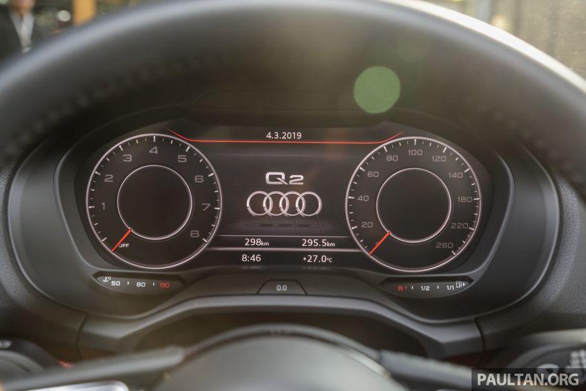 Audi Q2 1.4 TFSI arrives in Malaysia – RM219,900 OTR Image #929087