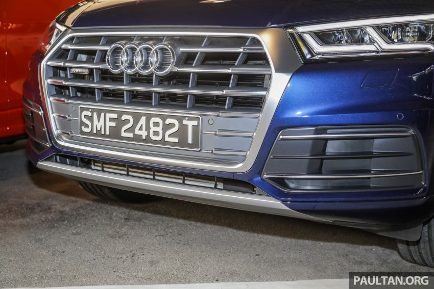 Audi Q5 sport 2.0 TFSI quattro launched, from RM340k Image #928886