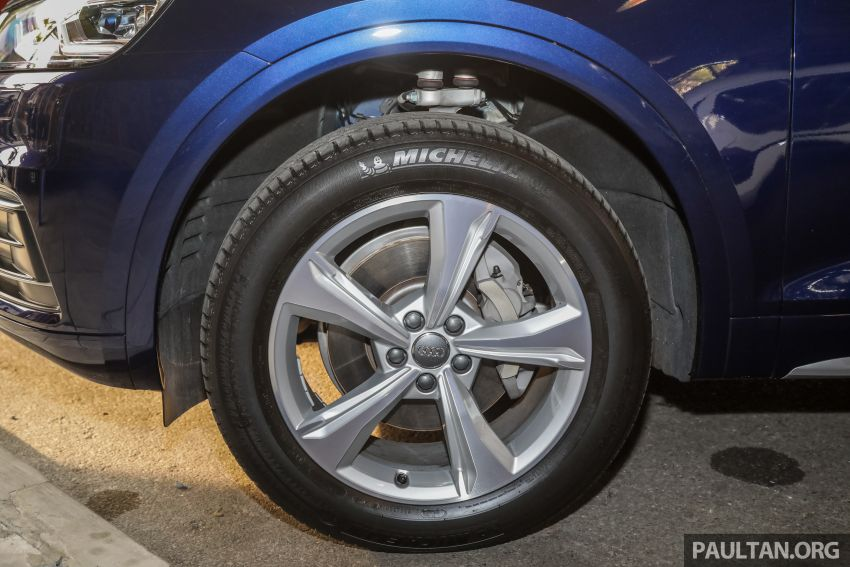Audi Q5 sport 2.0 TFSI quattro launched, from RM340k Image #928904