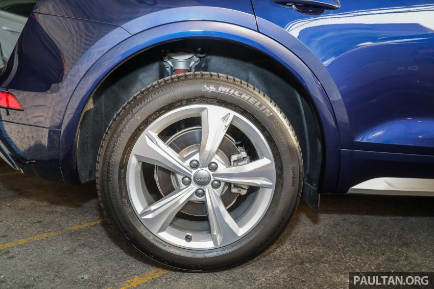 Audi Q5 sport 2.0 TFSI quattro launched, from RM340k Image #928907
