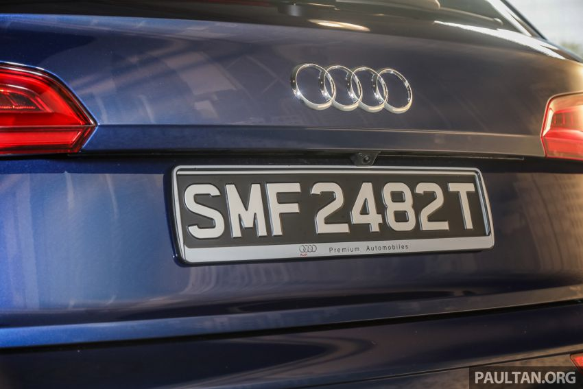 Audi Q5 sport 2.0 TFSI quattro launched, from RM340k Image #928920
