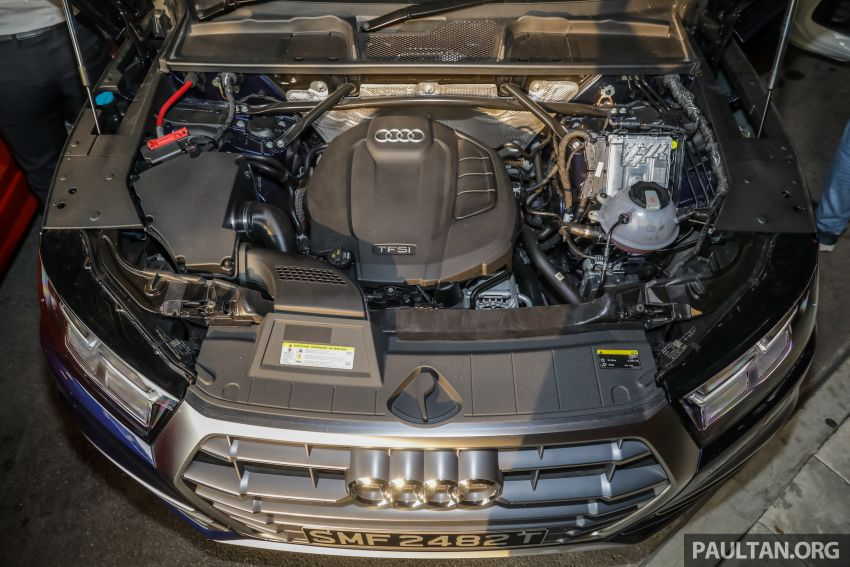 Audi Q5 sport 2.0 TFSI quattro launched, from RM340k Image #928932