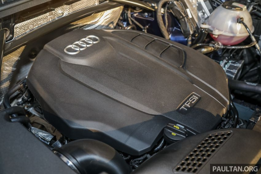 Audi Q5 sport 2.0 TFSI quattro launched, from RM340k Image #928937