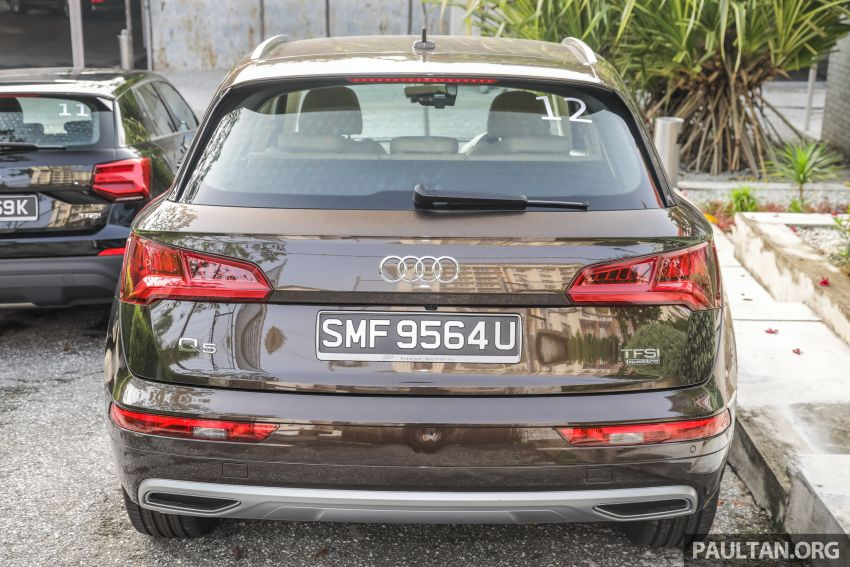 Audi Q5 sport 2.0 TFSI quattro launched, from RM340k Image #928873