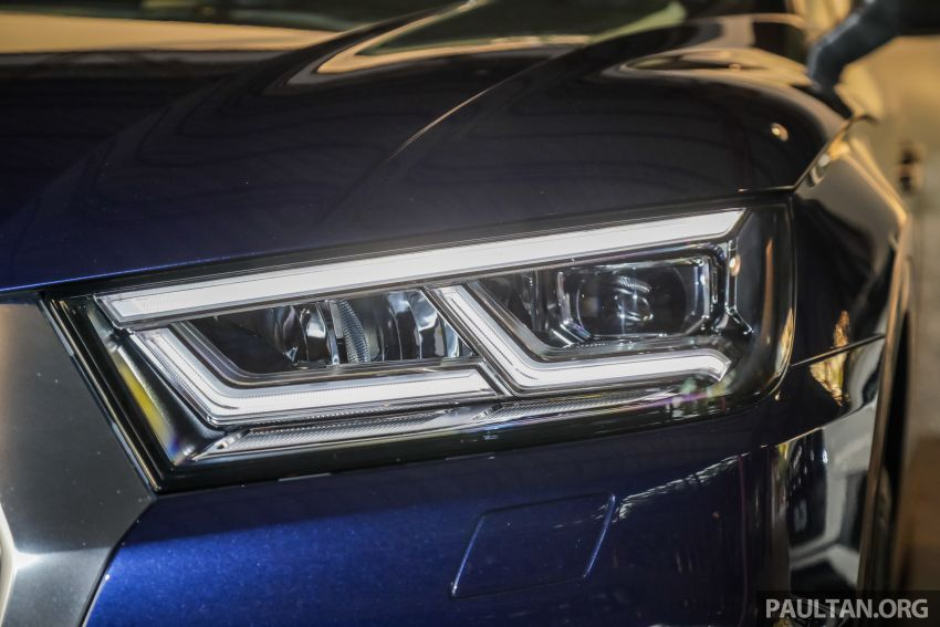 Audi Q5 sport 2.0 TFSI quattro launched, from RM340k Image #928878