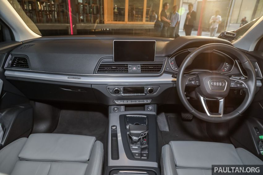Audi Q5 sport 2.0 TFSI quattro launched, from RM340k Image #928938