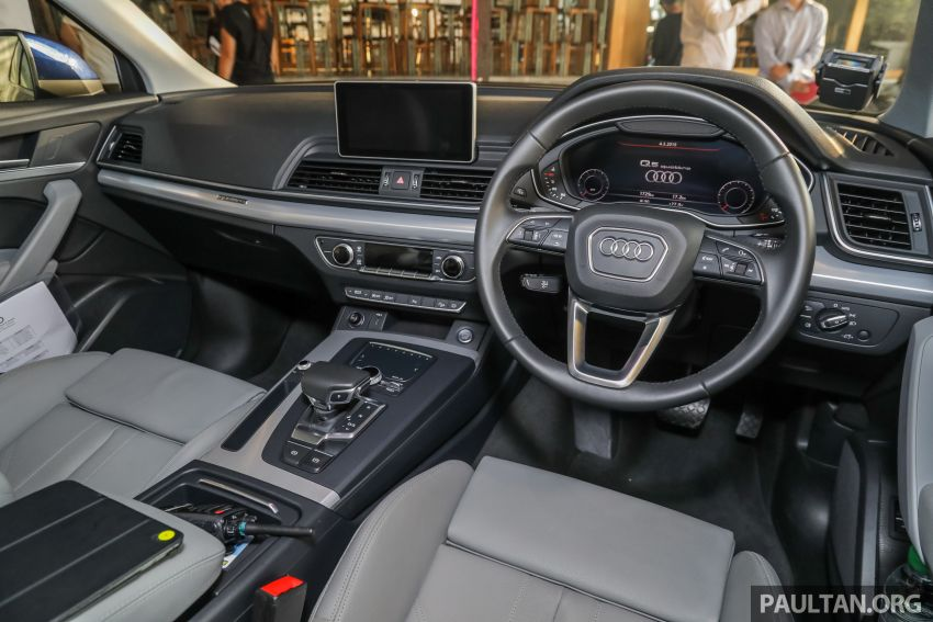 Audi Q5 sport 2.0 TFSI quattro launched, from RM340k Image #928972