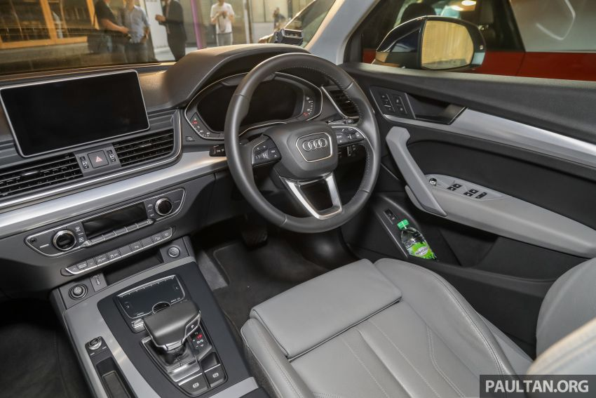 Audi Q5 sport 2.0 TFSI quattro launched, from RM340k Image #928975