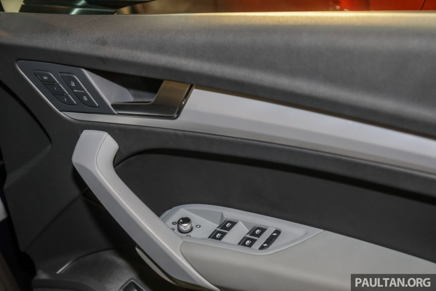 Audi Q5 sport 2.0 TFSI quattro launched, from RM340k Image #928989