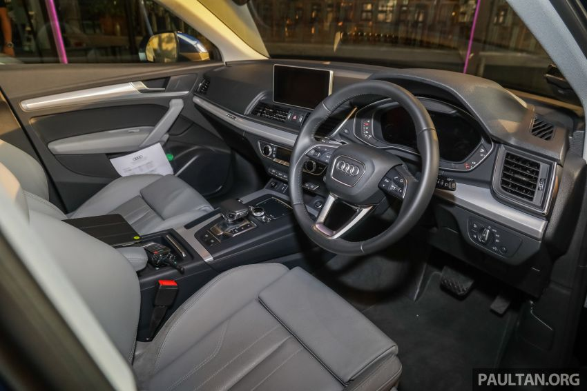 Audi Q5 sport 2.0 TFSI quattro launched, from RM340k Image #928941