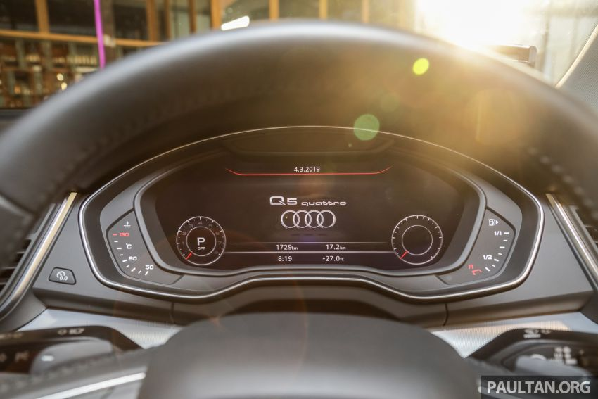 Audi Q5 sport 2.0 TFSI quattro launched, from RM340k Image #928947