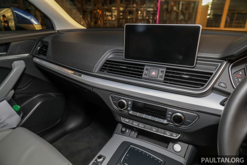Audi Q5 sport 2.0 TFSI quattro launched, from RM340k Image #928950