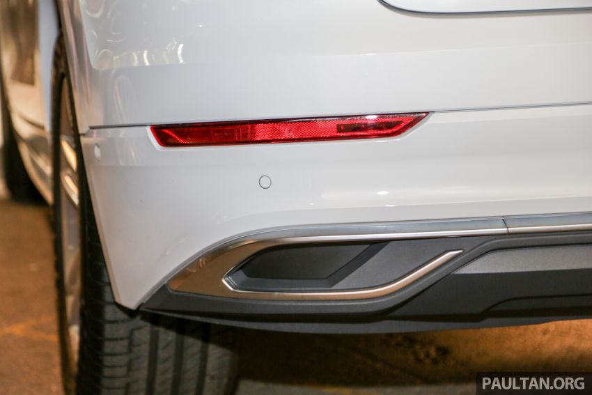 Audi Q8 3.0 TFSI quattro now in M'sia, from RM728k Image #928927