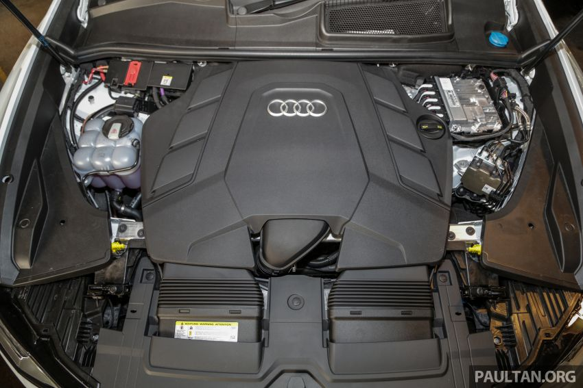 Audi Q8 3.0 TFSI quattro now in M'sia, from RM728k Image #928935