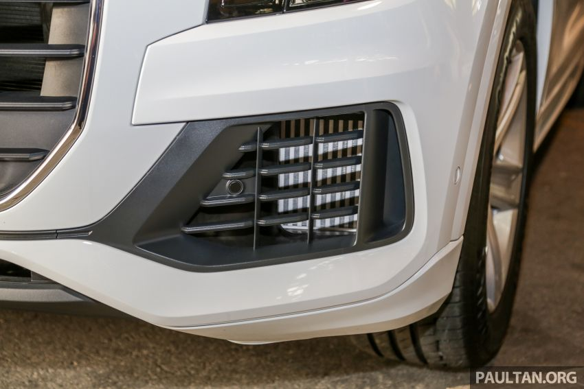 Audi Q8 3.0 TFSI quattro now in M'sia, from RM728k Image #928889