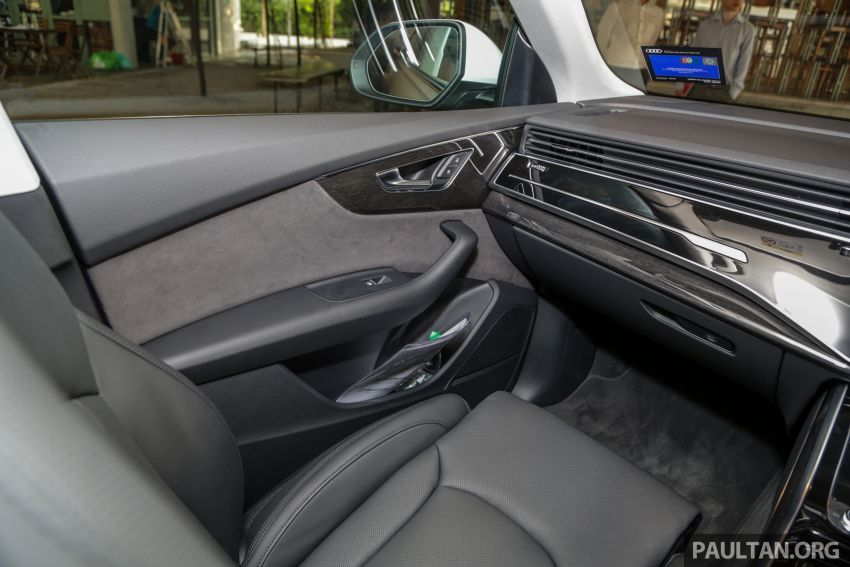 Audi Q8 3.0 TFSI quattro now in M'sia, from RM728k Image #929008