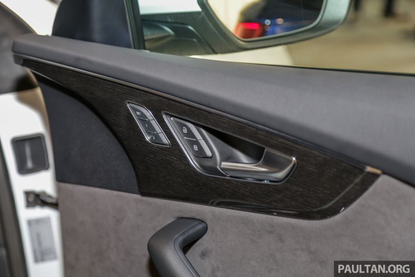 Audi Q8 3.0 TFSI quattro now in M'sia, from RM728k Image #929017