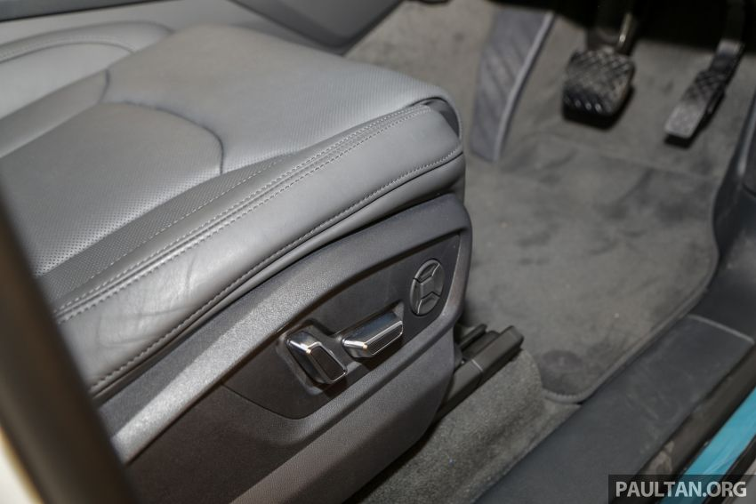 Audi Q8 3.0 TFSI quattro now in M'sia, from RM728k Image #929025