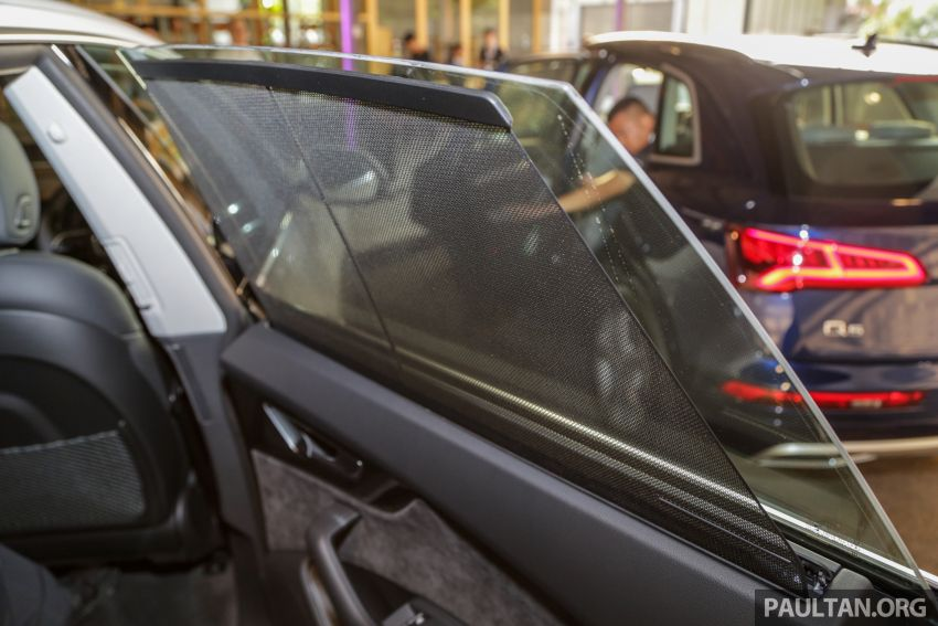 Audi Q8 3.0 TFSI quattro now in M'sia, from RM728k Image #929029