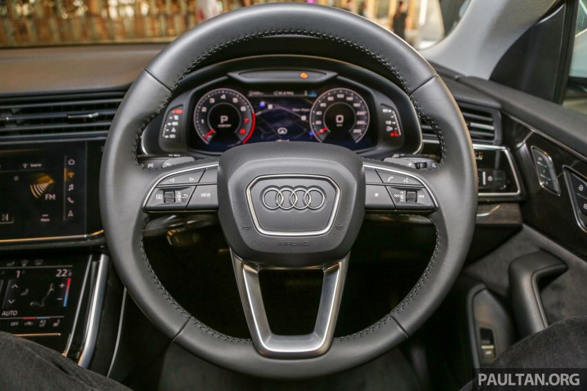 Audi Q8 3.0 TFSI quattro now in M'sia, from RM728k Image #928965